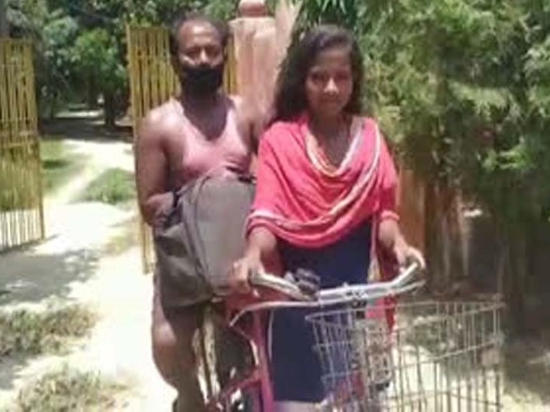 Jyoti who took her father from gurugram to darbhanga gets trial ...