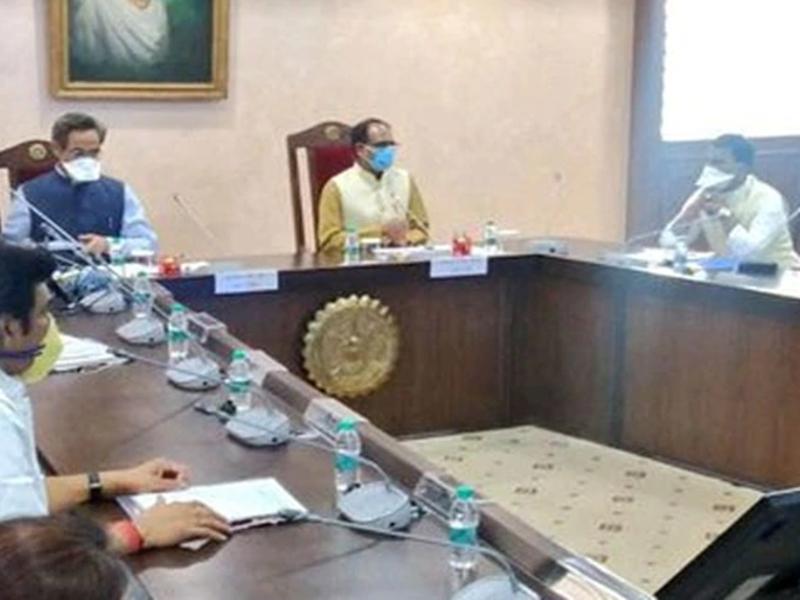 Shivraj Cabinet : कैबिनेट विस्तार की तैयारी अंतिम चरण में, अगले सप्ताह हो सकती है शपथ