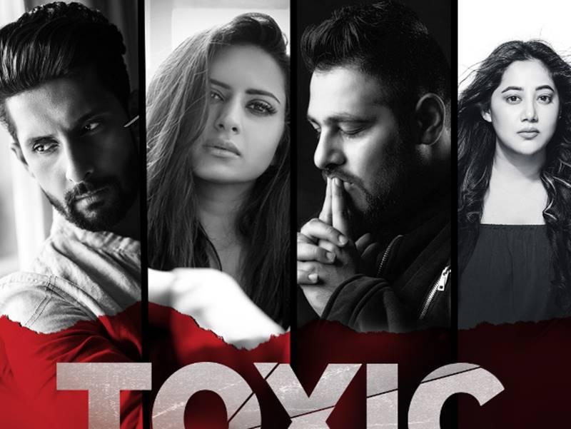 Badshah के नए गाने Toxic में नज़र आएंगे Sargun और Ravi dubey
