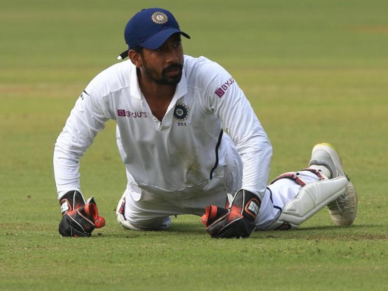India vs Bangladesh 2nd Test: रिद्धिमान साहा का 'सुपरमैन' कैच, देखें Video