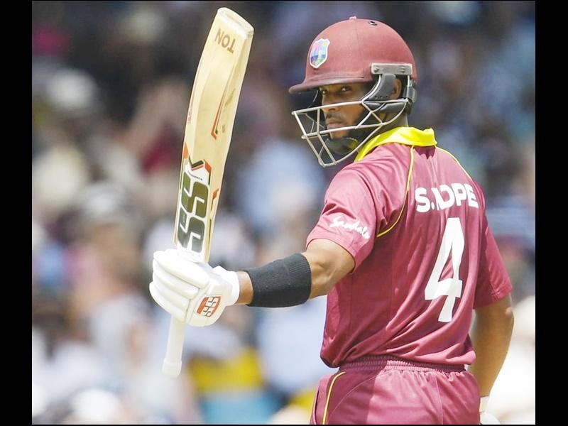 Ind vs WI 3rd ODI highlights: शाई होप की खास उपलब्धि, पाया ये मुकाम