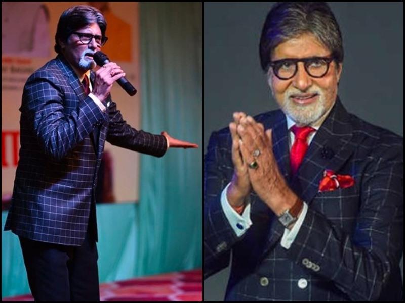 Amitabh Bachchan के हमशक्ल को देखकर हैरान है हर कोई, वीडियो वायरल