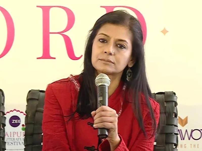Jaipur Literature Festival : Nandita Das ने CAA और शाहीन बाग पर कही यह बात