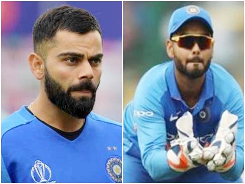 India vs New Zealand 1st T20I: Virat Kohli से मिले संकेत, Rishabh Pant की होगी छुट्टी