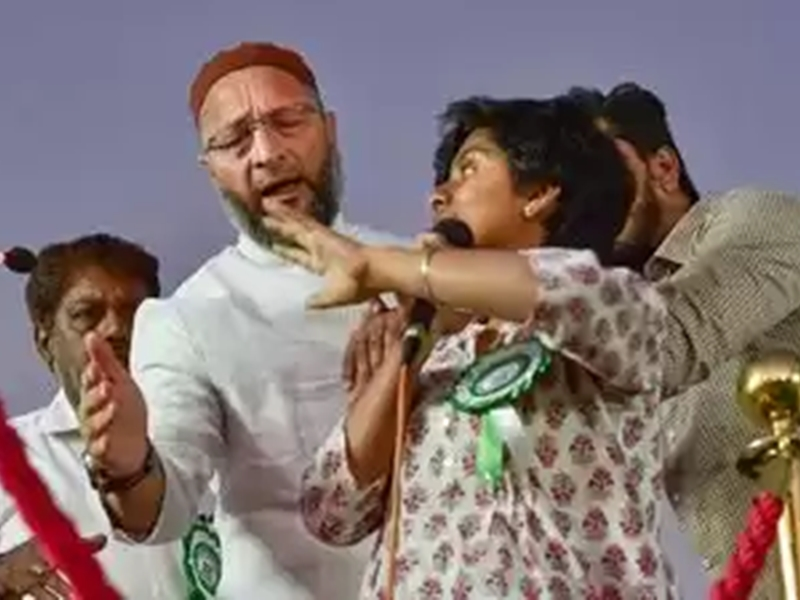 Amulya Leona का जेल से बाहर आते ही कर देंगे एनकाउंटर, Sri Ram Sena की धमकी