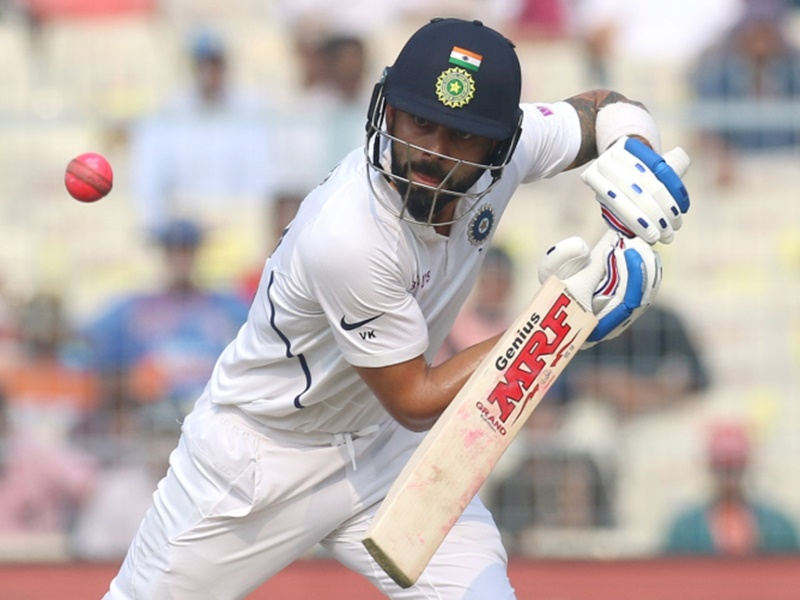 India vs New Zealand: Virat Kohli ने तोड़ा Sourav Ganguly का रिकॉर्ड