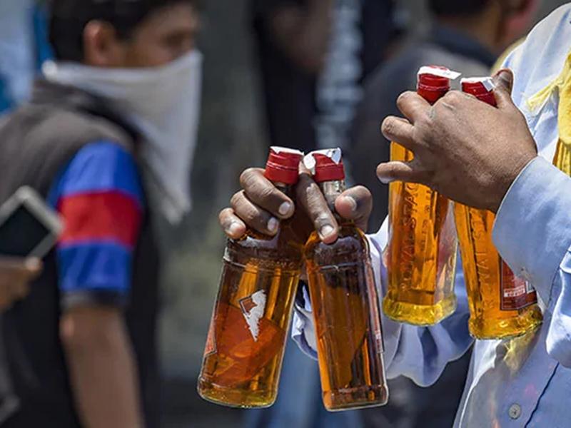 Delhi Covid-19: दिल्ली में आज से शराब की निजी दुकानें ऑड-ईवन नंबर की तर्ज पर खुलेंगी