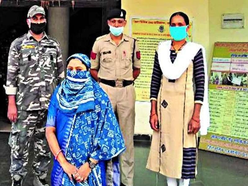 Rajnandgaon Crime : पूर्व जिला पंचायत अध्यक्ष गिरफ्तार, नाबालिग के अपरहण मामले में थीं फरार