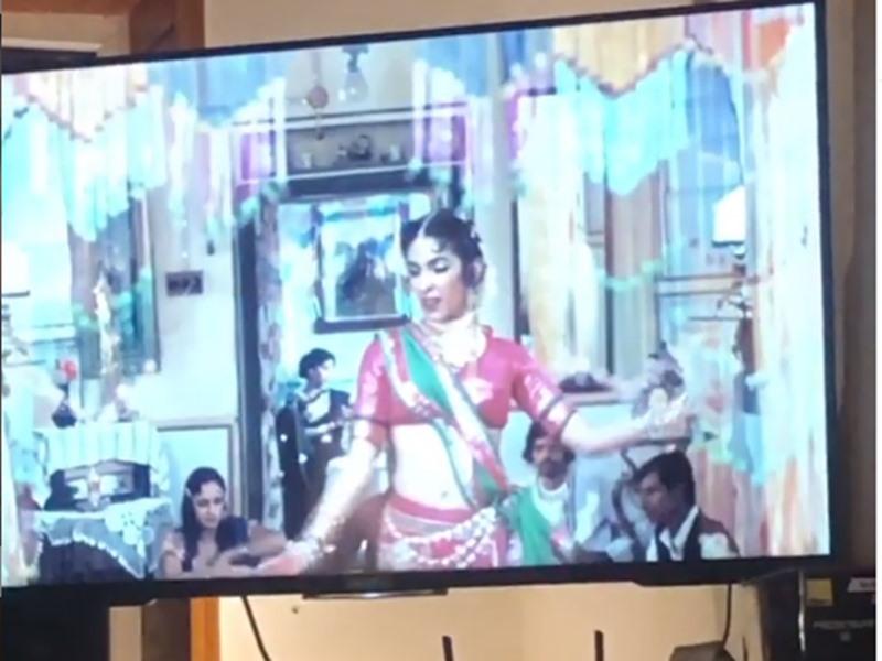 Neena Gupta ने शेयर की 37 साल पुरानी 'मंडी' की वीडियो क्लिप, दिखाए ओमपुरी और सतीश कौशिक के एक्सप्रेशन