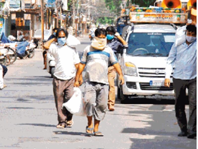 Coronavirus in Indore : इंदौर में कोरोना वायरस का गढ़ बना नेहरू नगर