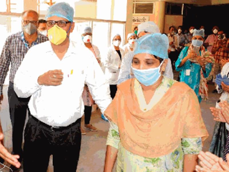 Ujjain Coronavirus News Update : उज्जैन में मिले 21 नए कोरोना पॉजिटिव, 525 पहुंची मरीजों की संख्या