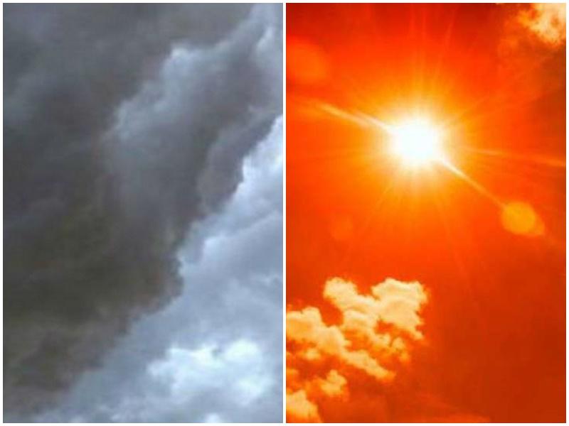 Weather Alert : 23-24 मई के बीच इन राज्यों में होगी बारिश, यहां बढ़ेगी गर्मी, अपने शहर का नाम देखें