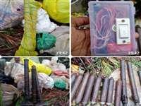 Narayanpur News : अबूझमाड़ क्षेत्र में डीआरजी एवं एसटीएफ के जवानों ने नक्सली कैम्प किया ध्वस्त