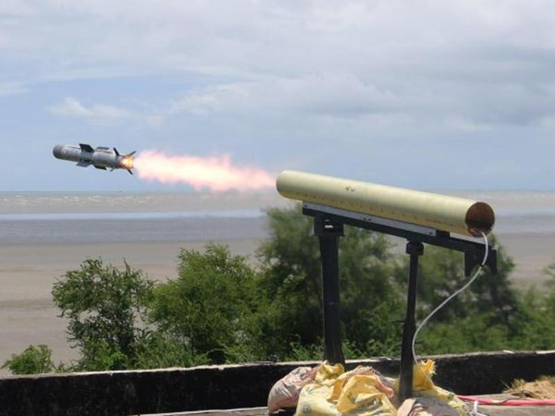 एंटी टैंक गाइडेड मिसाइस ध्रुवस्त्र का ओडिशा में किया गया परीक्षण : रिपोर्ट