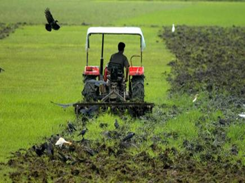 Online Tractor Booking : अब कैब की तरह किसान खेती के लिए किराए पर मंगा सकेंगे ट्रैक्टर