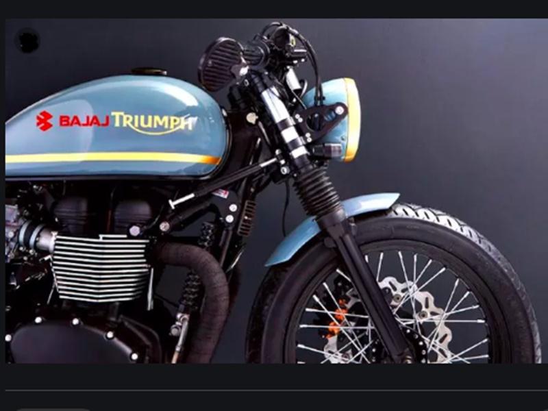 Bajaj अब भारत में बेचेगी Triumph Bike, बाजार में उतारे जाएंगे  250 से लेकर 750 CC मॉडल