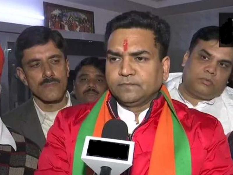 Delhi Assembly Election 2020 :  BJP उम्मीदवार कपिल मिश्रा के खिलाफ FIR दर्ज करने का आदेश
