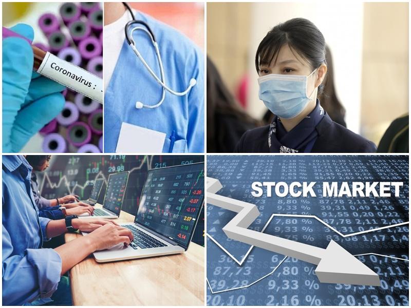 Coronavirus : चीन के अलावा 28 देशों में फैली महामारी, ढाई हजार से अधिक मौतें, शेयर बाजार में भारी गिरावट
