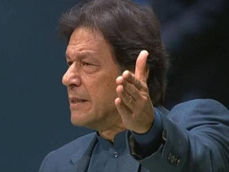 Imran Khan ने घुटने टेके, कहा, जब तक PM Modi हैं, हम कश्मीर में कुछ नहीं कर सकते