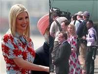 Ivanka Trump ने भारत दौरे के लिए पहनी थी खूबसूरत फ्लोरल ड्रेस, कीमत जानकर रह जाएंगे हैरान