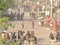 दिल्ली में बड़ी कार्रवाई, Shaheen Bagh समेत 8 प्रदर्शन स्थल खाली करवाए