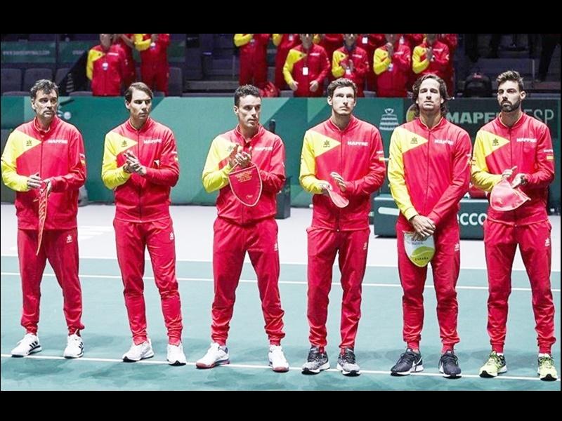 Davis Cup Tennis: नडाल ने स्पेन को फाइनल में पहुंचाया, अब कनाडा से मुकाबला