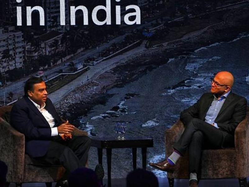 यह तय है कि तीसरी सबसे बड़ी अर्थव्यवस्था होगा भारतः Mukesh Ambani