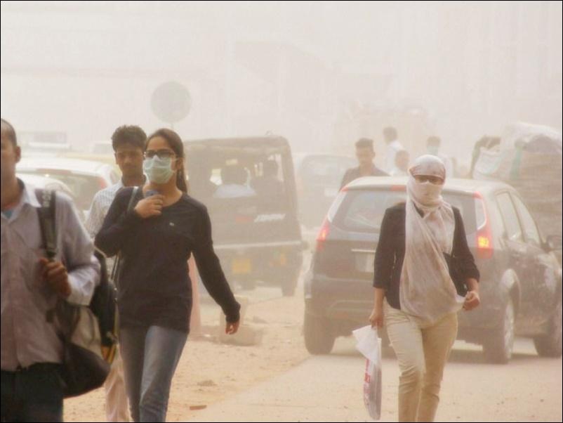 विश्व के 30 सर्वाधिक प्रदूषित शहरों में भारत के 21 शामिल, Delhi, Lucknow, Kanpur की ये है स्थिति