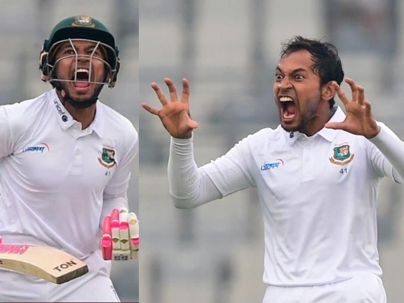 Mushfiqur Rahim ने जिम्बाब्वे के खिलाफ लगाई रिकॉर्ड्स की झड़ी