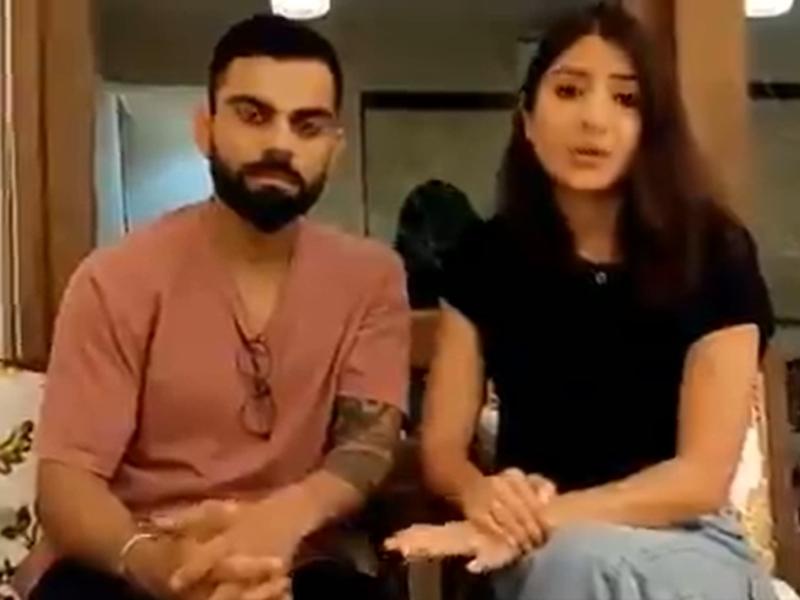 Virat Kohli और Anushka Sharma ने बताया, 21 दिन के Lockdown में ऐसे जीतेगा इंडिया