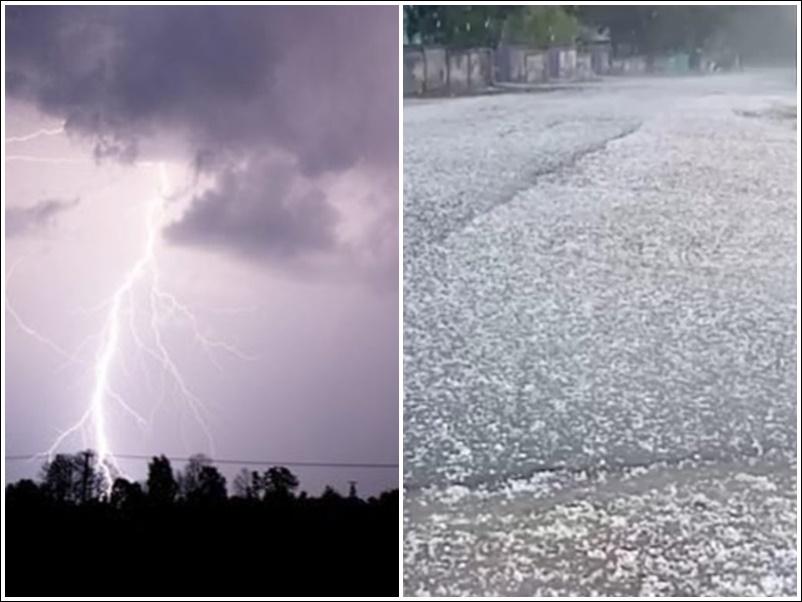 Weather Update : 27 मार्च को कई राज्यों में भारी बारिश, ओलावृष्टि की संभावना, देखें लिस्ट