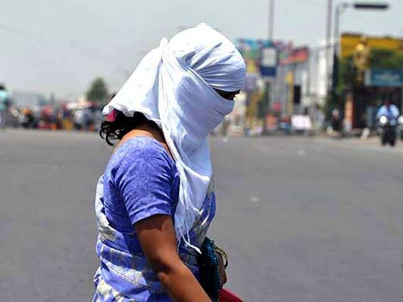 Madhya Pradesh Weather Update :  नौतपा ने पहले ही दिन किया बेहाल, दिनभर चली लू, सीजन का सबसे गर्म दिन रहा सोमवार