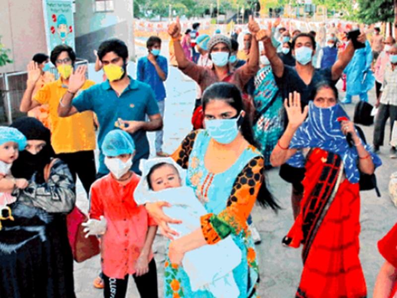 Indore Coronavirus News Update : इंदौर में और मिले 39 पॉजिटिव, अब तक 117 की मौत