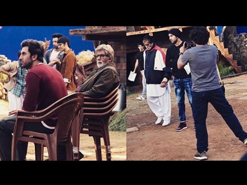 Ranbir Kapoor की तारीफ करते नहीं थके Amitabh Bachchan, शेयर की ये तस्वीर