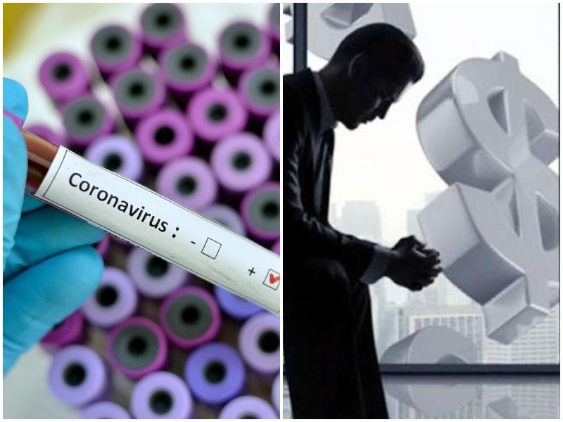 Coronavirus : कोरोना के चलते आर्थिक मंदी की चपेट में आ सकता है विश्व, Moodys ने जताई आशंका