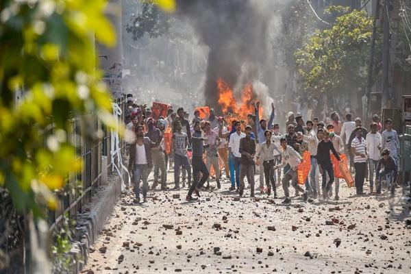 संपादकीय : दिल्ली में हिंसा