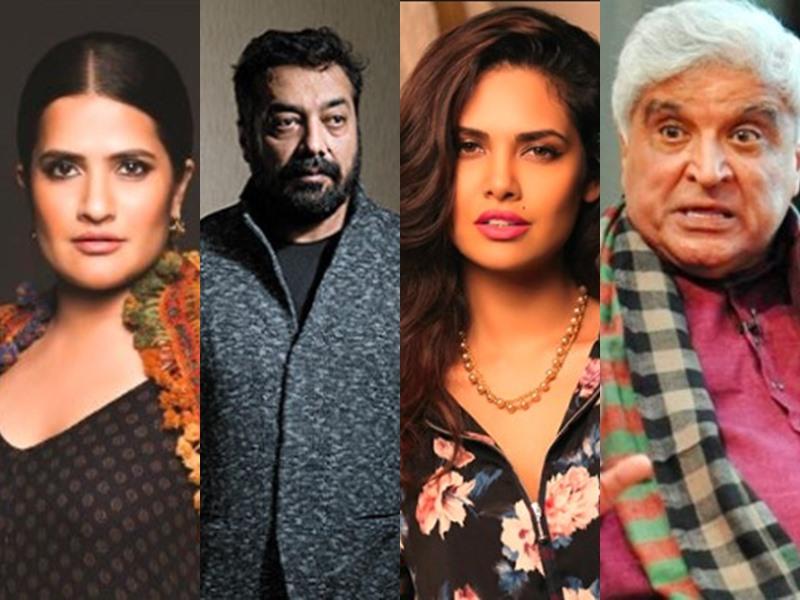 Javed Akhtar, Anurag Kashyap से लेकर Sona Mohapatra, Esha Gupta ने दी ऐसी प्रतिक्रिया