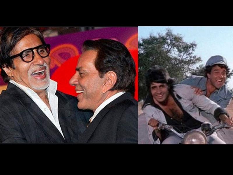 Amitabh Bachchan और Dharmendra के बीच हो चुकी है बॉक्स ऑफिस पर इतनी बार टक्कर