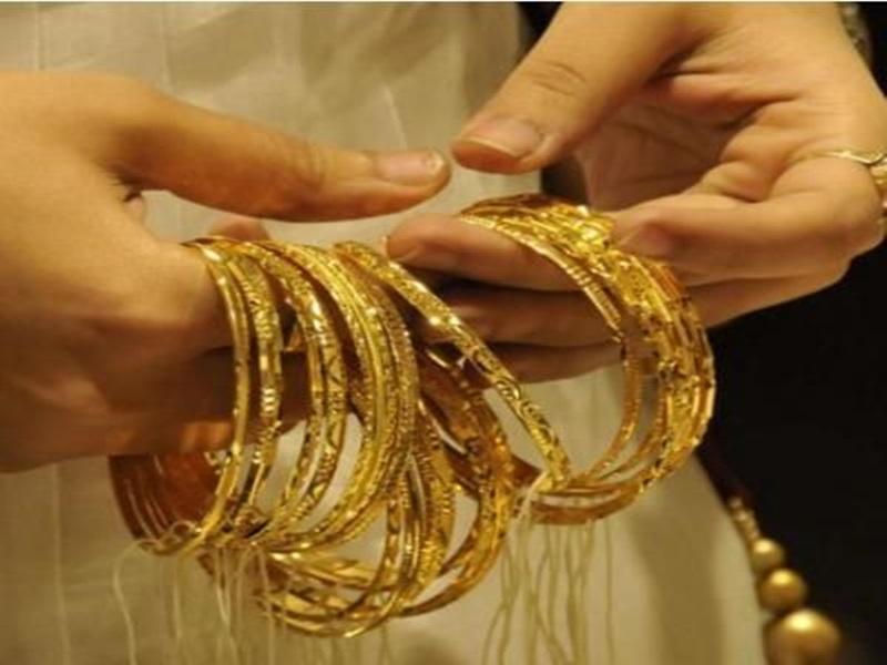Gold Rate in Chhattisgarh : 24 कैरेट सोना 43700 के पार, बाजार में सन्नाटा