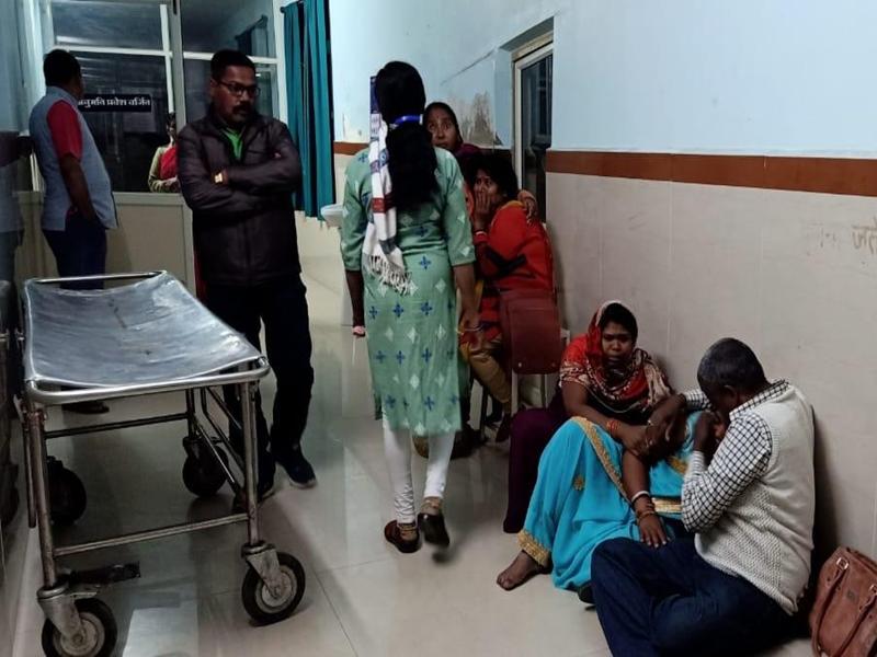 Madhya Pradesh News :  मृत महिला को जिला अस्पताल के आईसीयू में किया भर्ती
