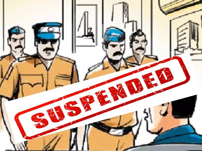 Indore news: भूमाफिया बॉबी छाबड़ा को मदद करने के आरोप में टीआई सहित 5 सस्पेंड