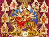 Chaitra Navratri 2020: Lockdown में  घर पर इस विशेष विधि से करें दुर्गा सप्तशती का हवन, मिलेगी सिद्धि