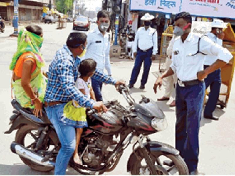 Coronavirus in Chhattisgarh : छत्तीसगढ़ में कोरोना के पांच नए मरीज सामने आए