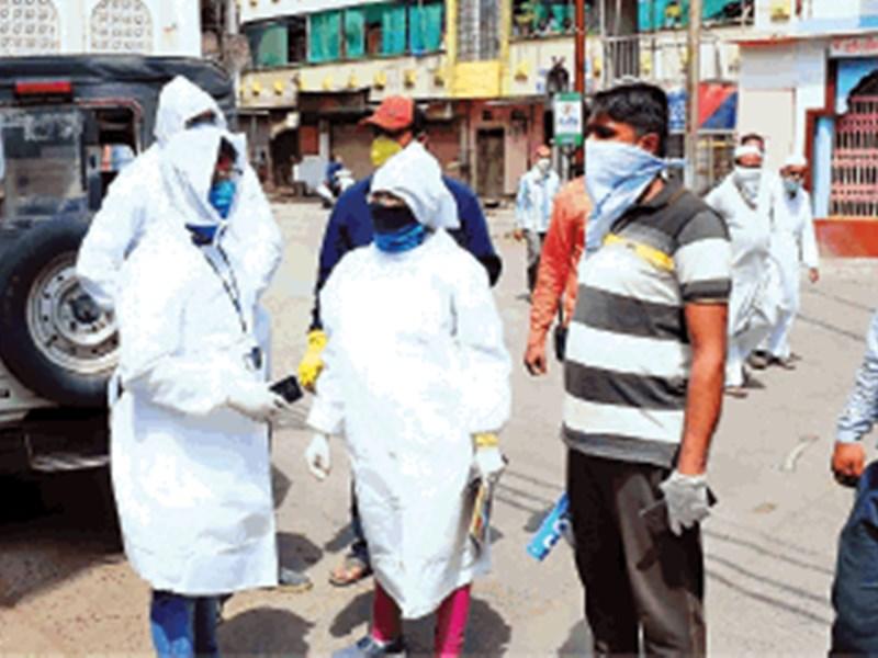 Coronavirus in MP : जिनकी मौत हुई वो महीनों से घर से नहीं निकलीं, न जाने कहां से आई बीमारी
