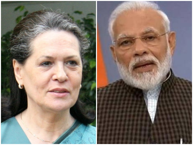 सोनिया गांधी की PM मोदी को चिट्ठी, Lockdown को समर्थन देते हुए ये सुझाव दिए