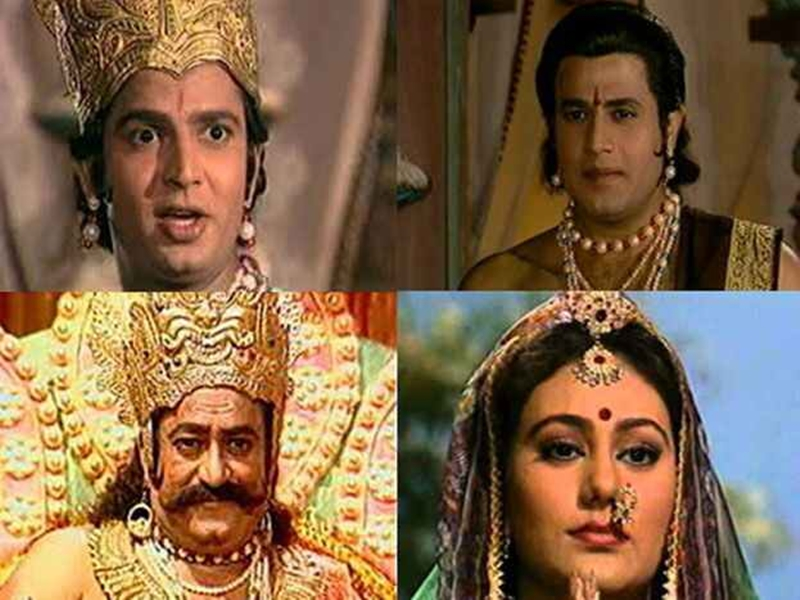 Ramayan और Mahabharat को फिर से लाने की हो रही तैयारी
