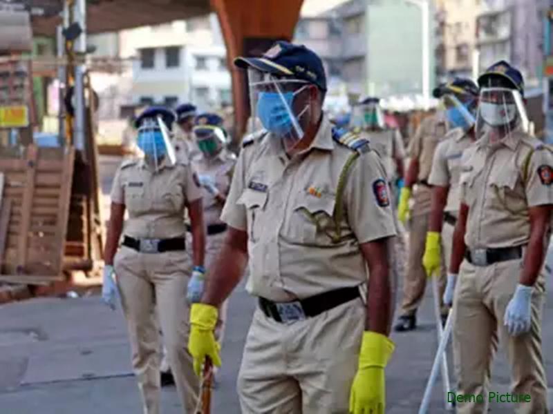 इस राज्य में बीते 24 घंटे में 80 पुलिसकर्मी कोरोना संक्रमित, 2 की मौत