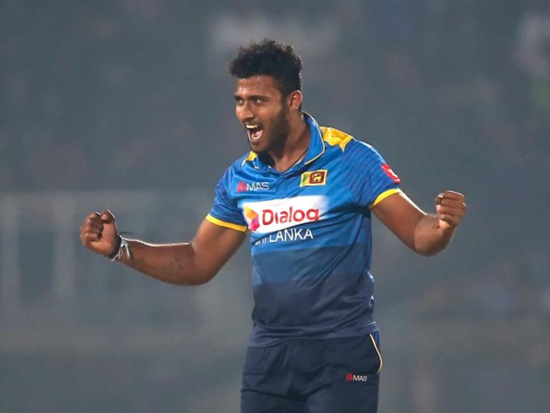 ड्रग्स के साथ पकड़ा गया Sri Lanka का ये गेंदबाज, इंटरनेशनल डेब्यू मैच में ली थी हैट्रिक