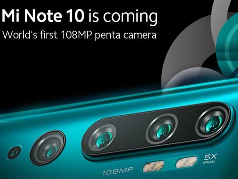 भारत में लॉन्च होने वाला है 108 MP कैमरे वाला Mi Note 10, कंपनी ने ट्वीट कर दी यह जानकारी