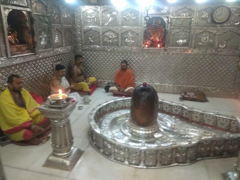 Surya Grahan 2019 : सूर्य ग्रहण में भी खुले रहते हैं महाकाल मंदिर के पट